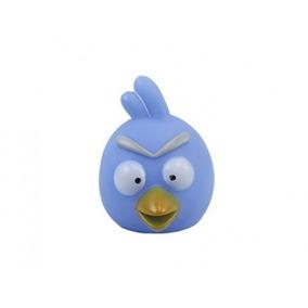 Brinquedo Vinil Angry Birds Passaro Azul