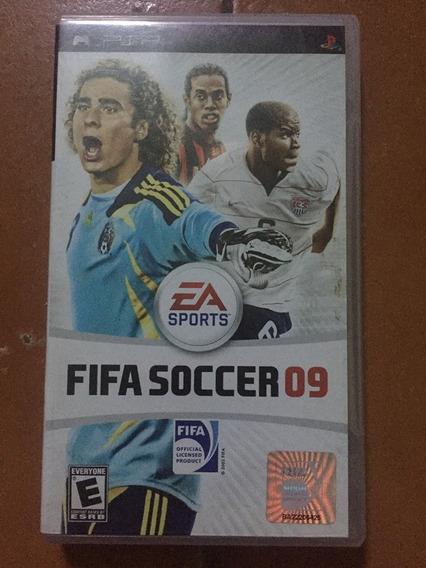 Fifa Soccer 09 Psp Playstation Portátil Original