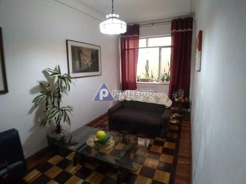 Apartamento À Venda, 2 Quartos, Copacabana - Rio De Janeiro/rj - 4421