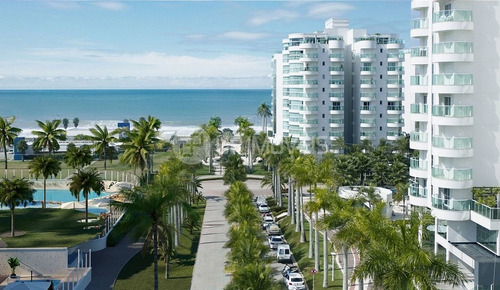 Apartamento De Alto Padrão Com 4 Suítes Na Praia Brava! - 5485_1