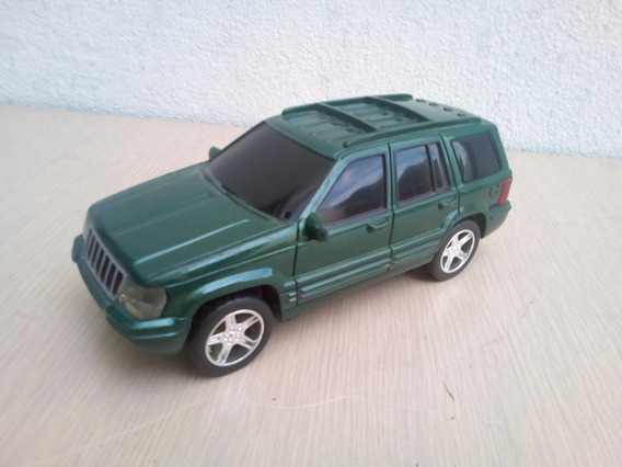Carro A Escala Toymax 1999 Jeep Grand Cherokee