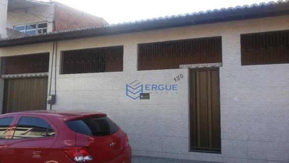 Casa Residencial À Venda, Prefeito José Walter, Fortaleza. - Ca0561