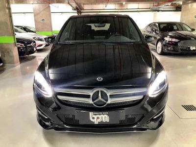 Mercedes-benz Classe B 1.6 Turbo Flex 5p 2018