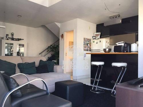 Imagem 1 de 19 de Apartamento Duplex Com 1 Dormitório À Venda, 72 M² Por R$ 925.000 - Alto De Pinheiros - São Paulo/sp - Ad0005