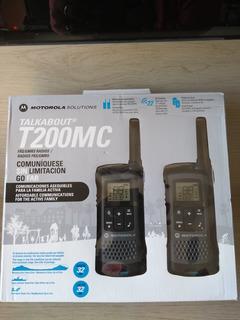 Motorola Talkabolt T200mc
