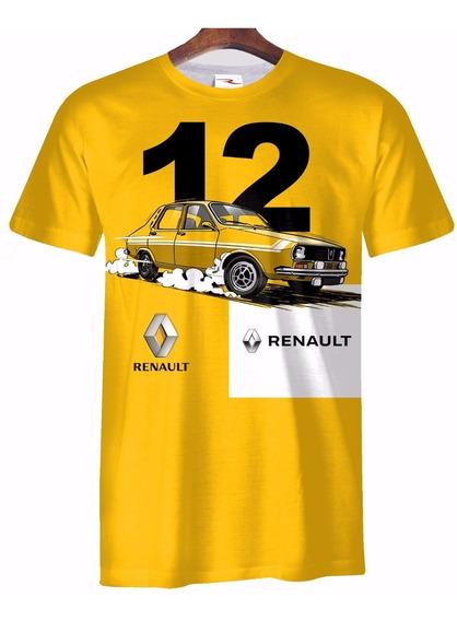 Remera Renault 12 Ranwey Car085