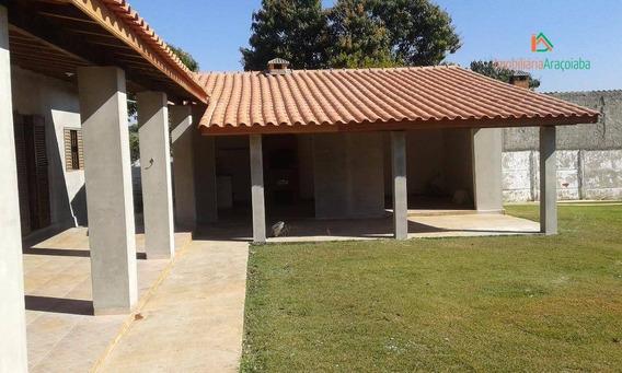 Casa Venda Bosque Dos Eucaliptos Em Araçoiaba - Ca0211