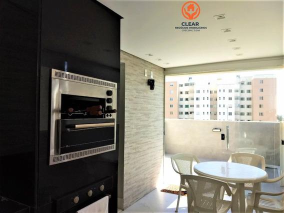 Apartamento A Venda No Bairro Ouro Preto Em Belo Horizonte - - 22050-1