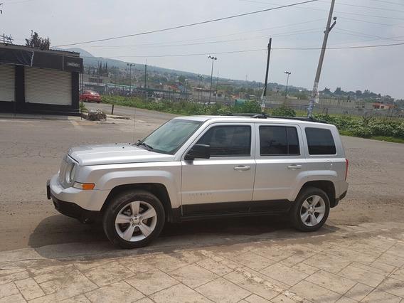 Jeep Patriot Base X 5vel 4x2 Mt 2013