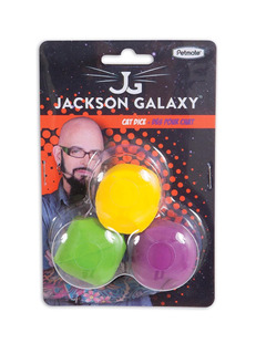 Petmate Jackson Galaxy Dados Para Gatos Envío Gratis! 3pack