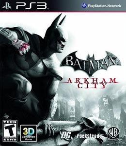 Batman Arkhan City - Ps3 - Midia Fisica - Frete Gratis