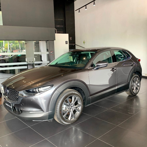 Mazda Cx30 Grand Touring Lx At Machine | 2022