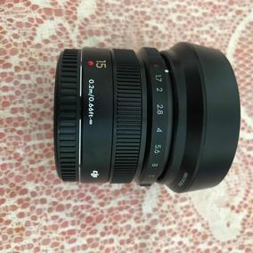 Lente Dji 15mm F/1.7