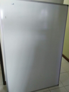Pizarra Acrílica Blanca-marco De Aluminio- 120x180