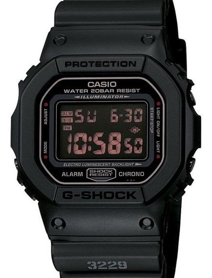 Relógio Casio G-shock Masculino Dw-5600ms-1dr