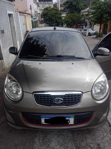 Kia Picanto 2011 Ex Automatico