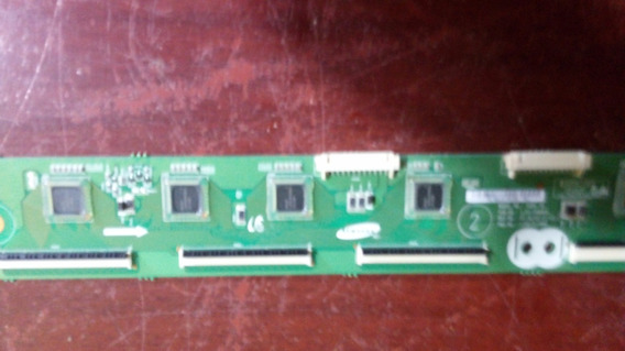 Placa Buffer-tv Samsung Pl43d450a2g