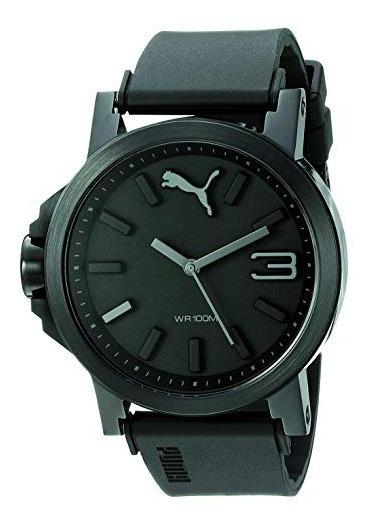 Reloj Analogo Para Caballero Puma Pu103462015 Elegante