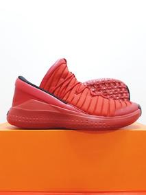 Tênis Nike Jordan Flight Luxe Red Casual Original N.40