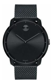 Reloj Movado Bold Mujer Ion Black Entrega Inmediata