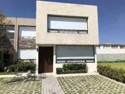 Casa Nueva Modelo Marbella En El Exclusivo Fraccionamiento Lomas De Virreyes, Calimaya.