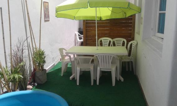Casa Con Parrilla , Pileta Chica , 3 Ambientes