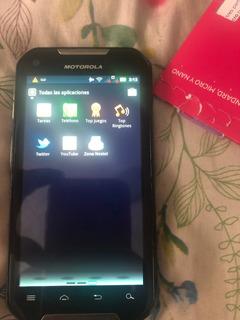 Telefono Celular Iron Rock Nextel Xt626