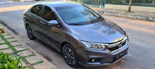 Honda City 2019 1.5 Exl Flex Aut. 4p