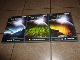 Bbc Londres Planeta Tierra En 3 Dvds