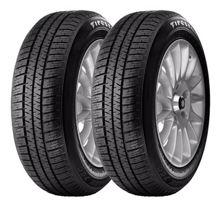 Kit X2 Neumáticos Firestone 185 70 R14 88t F-700