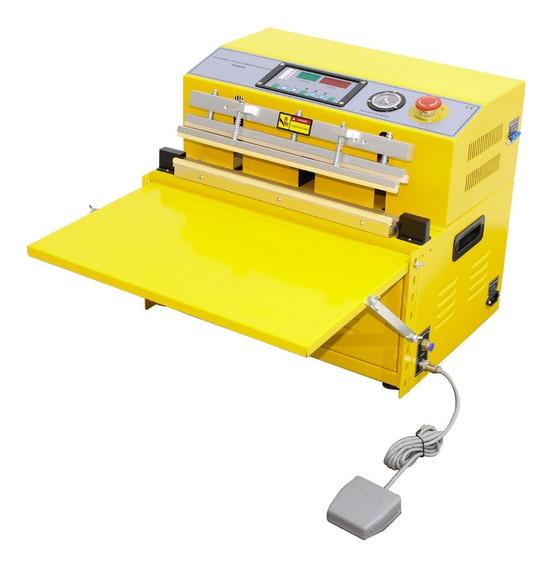 Seladora Industrial Automática A Vácuo Bico Sucção 220v