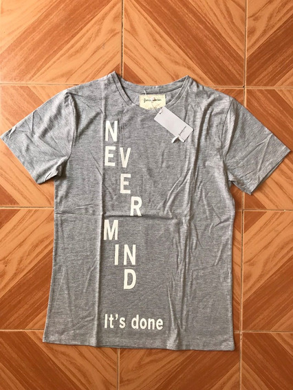 Playera Never Mind
