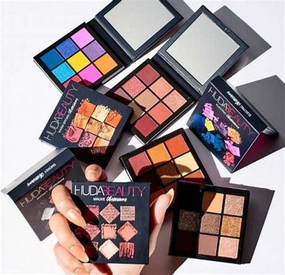 Sombras De Ojos Hudabeauty Coleccion Obsessions