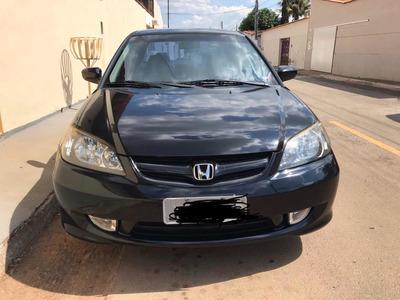 Honda Civic 1.7 Lxl Aut. 4p 2006