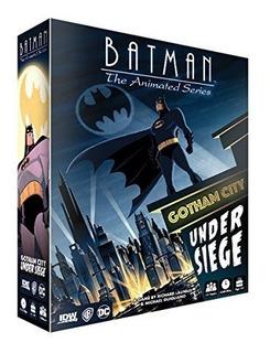 Idw Games Batman: La Serie Animada - Gotham City Under Siege