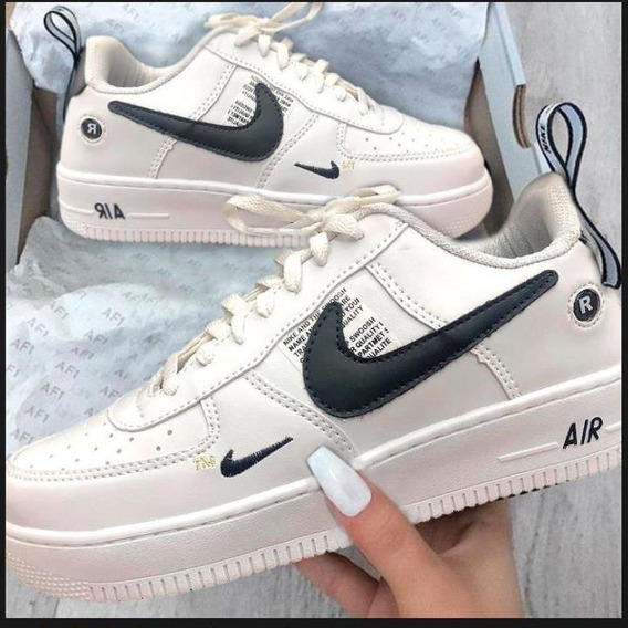 Tênis Masculino Air Force Low Of Hype Lançamento 2019