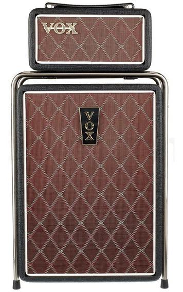 Amplificador Vox Valvulado Superbeetle 50w Gabinete E Caixa