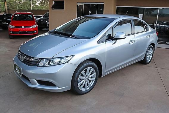 Honda Civic 1.8 Lxs 16v 2013