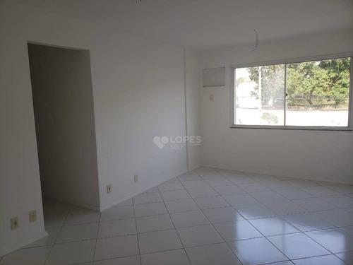 Apartamento Com 2 Quartos, 56 M² Por R$ 215.000 - Santa Bárbara - Niterói/rj - Ap46541
