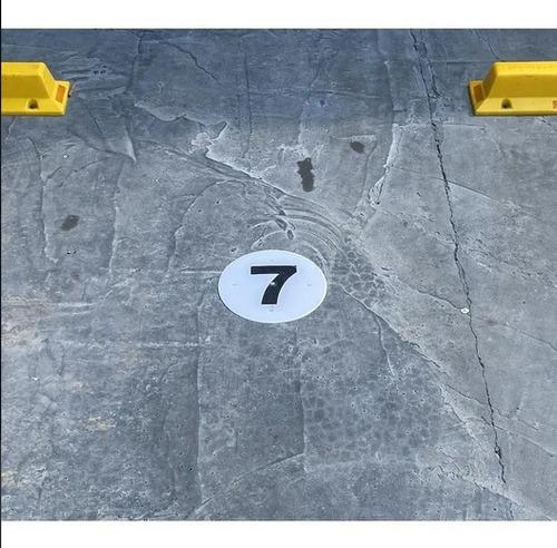 Imagen 1 de 3 de Punto Demarcador Personalizado (1 Unid) Demarcación Vial