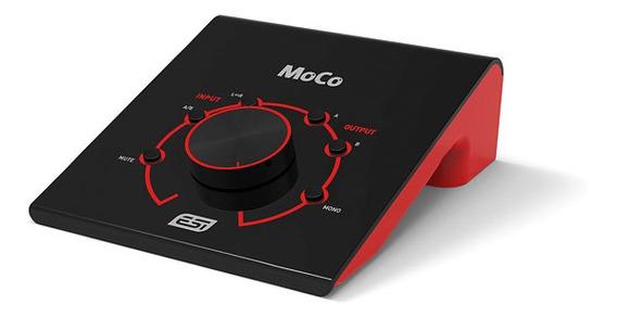Controlador De Monitor Esi Moco 2 Stéreo I/o