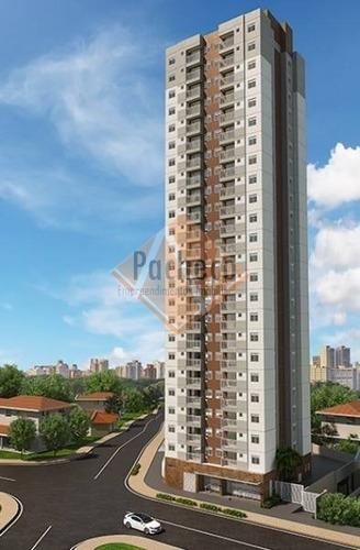 Imagem 1 de 9 de Apartamento No Jardim Brasília (zona Leste), 2 Dormitórios, 46 M², R$ 250.000,00 - 2443