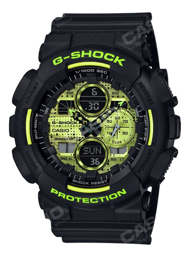 Reloj Casio G-shock Youth Ga-140dc-1