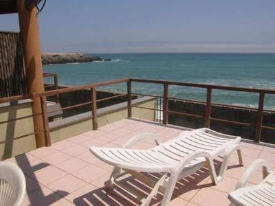 Punta Hermosa Alquilo Casa Frente Al Mar Con Piscina