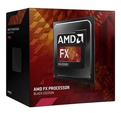 Processador Amd Fx 8370, 16 Cache, Octa Core, Black Edition