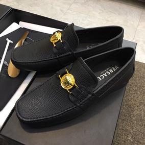 361c7d10374 Zapatos Versace Hombre - Zapatos en Mercado Libre Argentina
