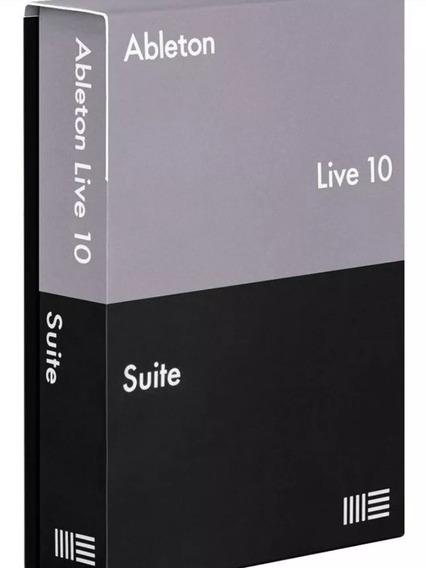 Ableton Live 10.1.4 Mac Osx (instalação)+ Serum 1.28b6