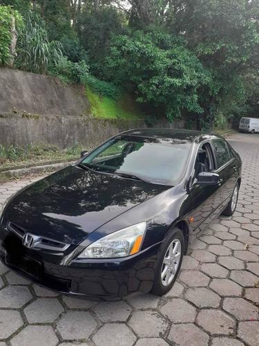 Honda Accord 2005 2.4 Ex 4p