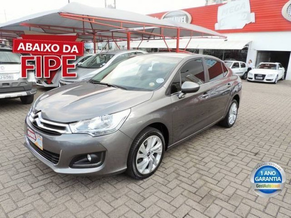 Citroën C4 Lounge Tendance Thp 1.6 16v, Qim3616
