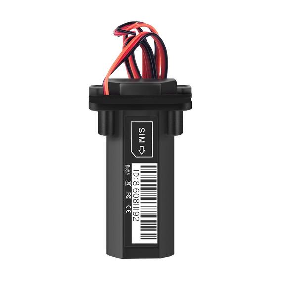 Mini Builtin Batería Gsm Gps Tracker Para Coche De La Motoc